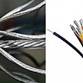Stainless Steel, Galvanised & Pvc Coated Wire Ropes